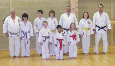 Club Grading March 2012 - UBSK Norton Radstock SKC