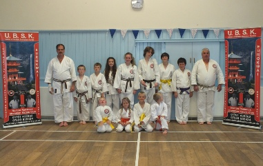 Club Grading June 2012 - UBSK Norton Radstock SKC